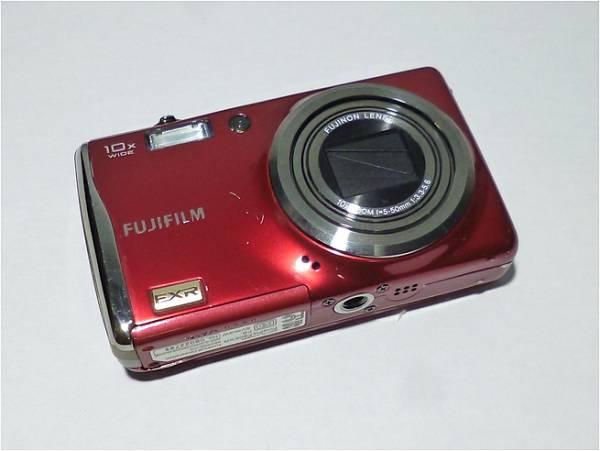 FUJIFILM FinePix F80EXR コンデジ 撮影再生OK 送料全国一律定形外郵便250円