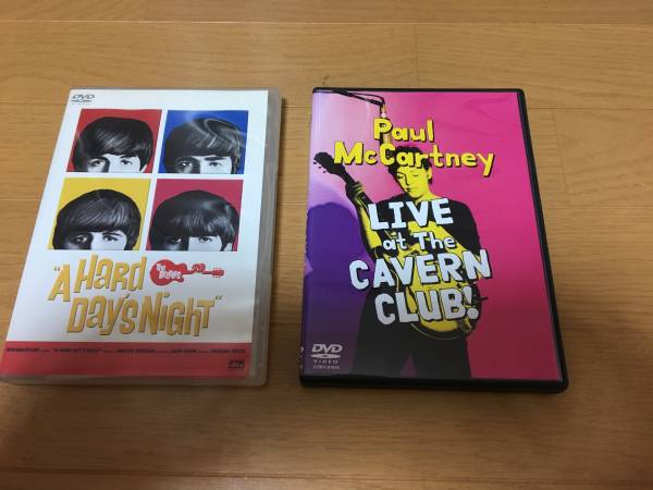 ポールマッカートニー ビートルズ 2枚セット キャバーンクラブ ライブグッズの画像