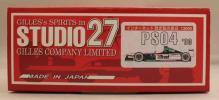 スタジオ27 1/20 ミナルディPS04 2003