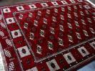 ペルシャ絨毯 新品 トルクメン 300x203cm NoB114