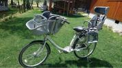 2011丸石自転車 ふらっかーずプリミヤ 3人乗り対応モデル 3段変速付