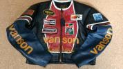 vanson STAR バンソン TALONジッパー スター 44 ビッグサイズ