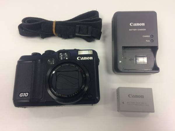 ☆★Canon キャノン デジタルカメラ PowerShot (パワーショット) G10