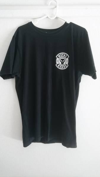 METALHEADZ WORLD WIDE CHAPTER Tシャツ 黒UK-M