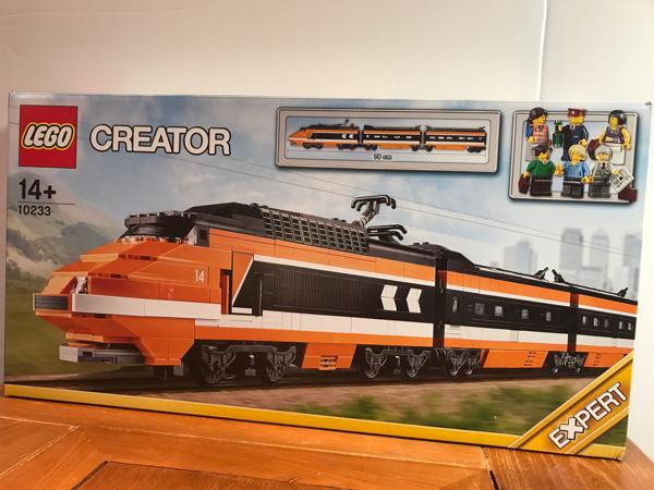 LEGO レゴ クリエイター ホライゾンエクスプレス トレイン 10233
