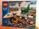 LEGO CITY レゴシティー エアカーゴターミナル 空港 60022 新品