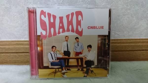 CNBLUE shake 初回限定盤B ライブグッズの画像