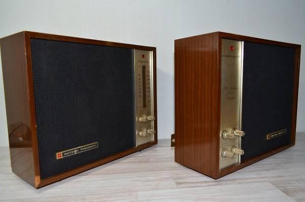 ♪♪National/Panasonic 真空管ラジオ RE-760 RD-761(ジャンク品) アンティーク 昭和レトロ♪♪_画像3