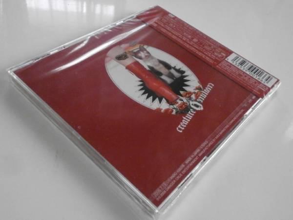 新品未開封 初回限定盤 CD+DVD Creature Creature Red DEAD END デッドエンド MORRIE モーリー L'Arc-en-Ciel ラルクアンシエル ジャパメタ_画像2