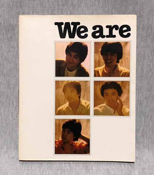 オフコース 写真集 We are