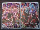 ドラゴンボールヒーローズ 4弾 『SEC セット』 暗黒仮面王&メチカブラ  未使用品 レターパックライト無料