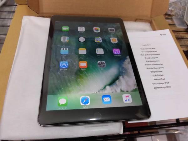 ★☆Apple iPad Air 2 Wi-Fiモデル 16GB スペースグレイ NGL12J/A (MGL12J/A 同等品) ほぼ新品☆★