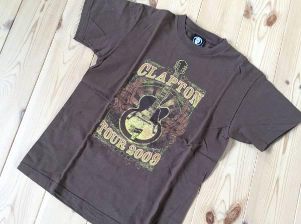 レア!・美品・エリッククラプトン・ツアーTシャツ・S ライブグッズの画像