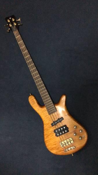 WARWICK Stremer LX jazzman Honey Violin