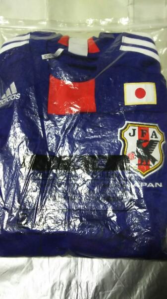 篠田麻里子 日本代表サッカーユニフォーム 未開封