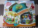 嬰兒健身 - Bright Starts ブライトスターツ テーブル・アクティビティジム プレイジム プレイマット 出産準備 新生児 フィッシャープライス