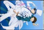 まじっく快斗1412 ピンナップポスター 怪盗キッド 黒羽快斗 名探偵コナン出演 マジックアニメ