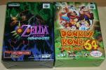 「ゼルダの伝説・ムジュラの仮面」+「ドンキーコング64」+メモリー拡張パック1個付き