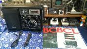 ☆NATIONAL プロシード RF-2800 BCLラジオ 分解洗浄 整備品 キレイな仕上がり