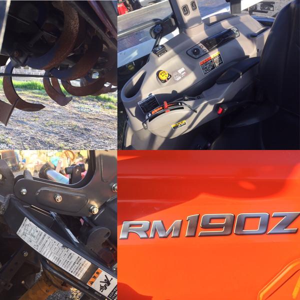 クボタ トラクター KL44Z 44馬力 極上品 琵琶湖発_画像2