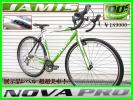 展示品レベル JAMIS NOVA PRO 105 シクロクロス ジェイミス ノバプロ ¥189000- カーボン 超超美車 オフロードダート サイクロクロス