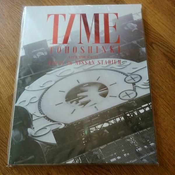 東方神起2013~TIME日産~ライブ写真集 ライブグッズの画像