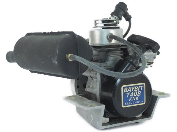 ジャンク BAYBIT ベビット T40B KNK 水冷 ガソリン エンジン Y2475922