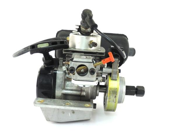 ジャンク BAYBIT ベビット T40B KNK 水冷 ガソリン エンジン Y2475922_画像3