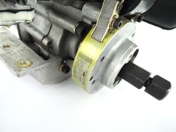 ジャンク BAYBIT ベビット T40B KNK 水冷 ガソリン エンジン Y2475922_画像5