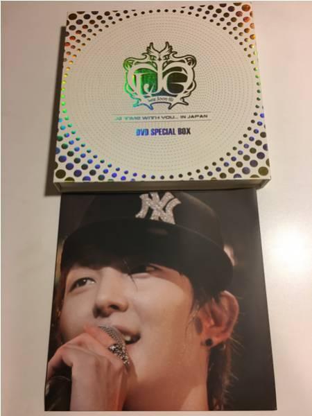 イ・ジュンギ「JG TIME WITH YOU...IN JAPAN」DVD SPECIAL BOX DVD 送料込 箱訳アリ ライブグッズの画像