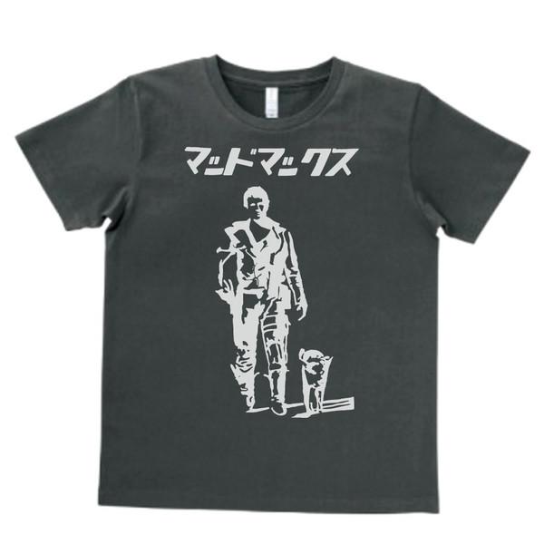 マッドマックス 海外限定カタカナTシャツ mad max メルギブソン