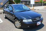 * preliminary car inspection 2 year attaching!* Audi A4/1.8* low running 4 ten thousand K pcs!/ original alumi wheel /ETC* cheap selling up!