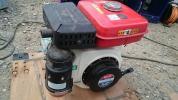 【点検整備済】ヤンマーガソリンエンジンGA240 セル付き 8馬力