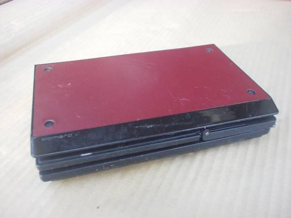 送料込★電池 SDカード付 ジャンク扱い KING JIM デジタルメモ ポメラ DM20 pomera Premium Model MD20_画像3