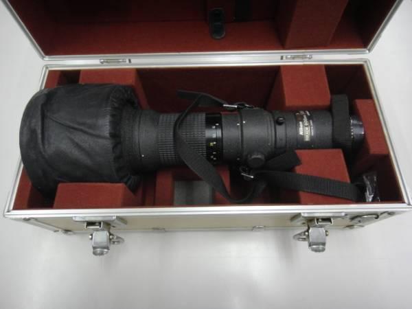 ニコン NIKKOR ED 600mm 1:5.6 ジャンク品