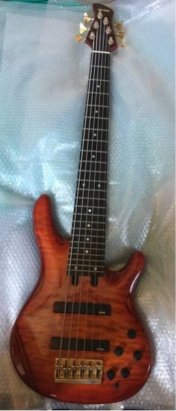 ヤマハ TRB-S 櫻井哲夫モデル 6弦ベース 説明文を読んで下さい