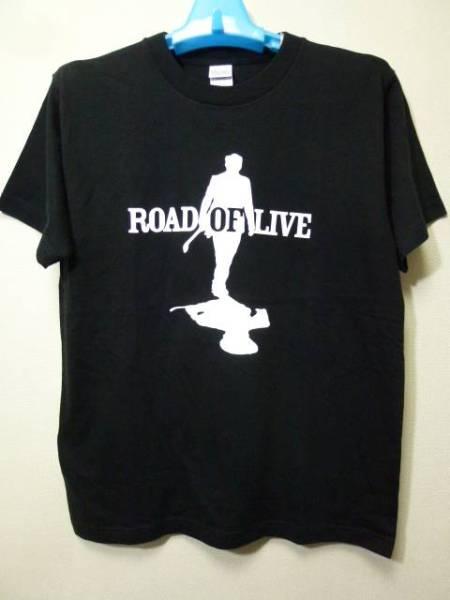 泉谷しげる ROAD OF LIVE Tシャツ