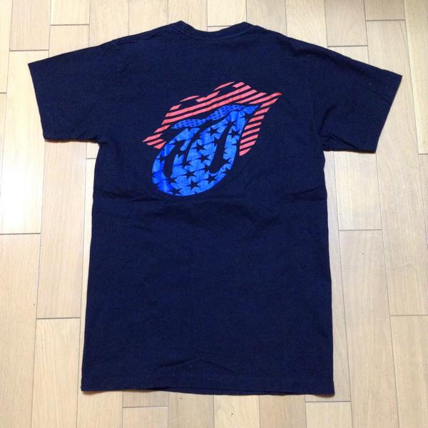 THE ROLLING STONES ローリングストーンズ Tシャツ ライブグッズの画像