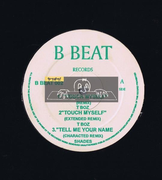 【 12inch 】 Various - Untitled [ プレス国不明盤 ] [ B Beat Records / B Beat 002 ] L.A. Ganz Shades T-Boz_画像1