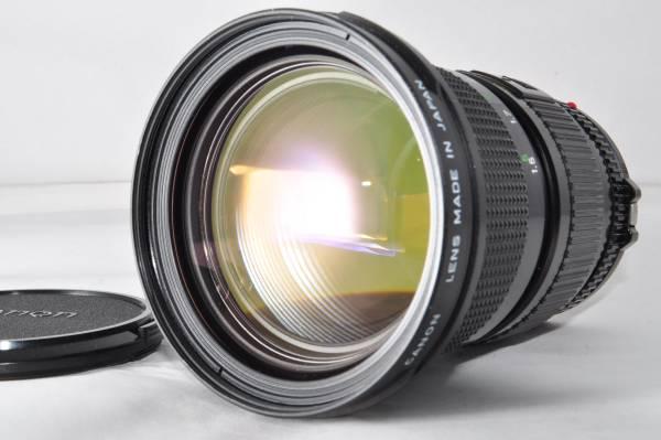★新品級★キャノン CANON FD 35-105mm F3.5★完動品★#322