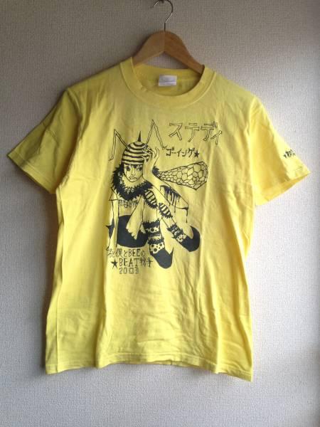 送料164円  GOING STEADY ゴーイングステディ Tシャツ   ゴイステ 峯田和伸 銀杏BOYZ  4