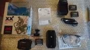 アクションカメラ JVC ビクター スポーツカム GC-XA1-B ブラック 予備バッテリー 車載カメラ