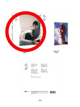 SHINee ジョンヒョン Jonghyun 小品集 Op.2 ソロ CD トレカ付 2