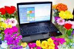 富士通 LifeBook AH77/K◆win10/Core i 7/Bluray/最大値16GB/新品SSD480GB/タッチパネル/黒光り美品