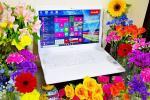 富士通 LifeBook AH50/X◆win10/Core i 7/8GB/新品SSD480GB/2016春モデル使用1年/新品同様極上品