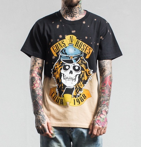 送料無料!ガンズ アンド ローゼズ GUNS N' ROSES Tシャツ Kj バンドT ワンオク 三代目 cootie Dragon Ash TAKA ライブグッズの画像