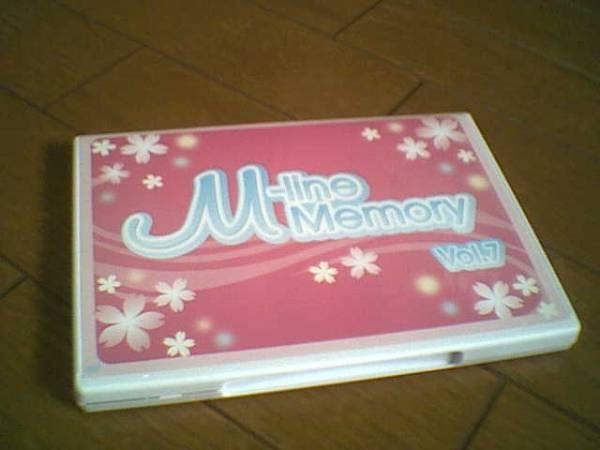 M-line Memory Vol.7 DVD 吉澤ひとみ 久住小春