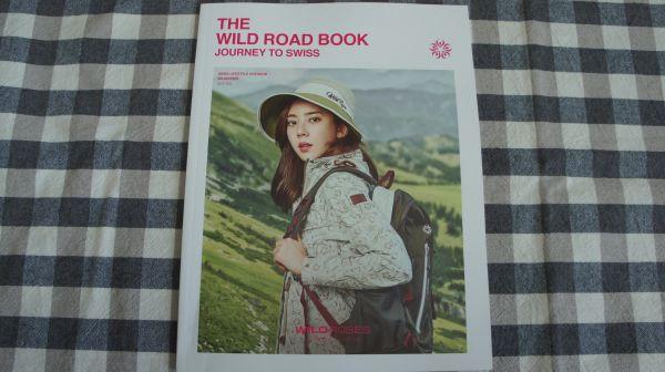 最新 ソン・ダムビ★WILDROSES 2017年春夏カタログ