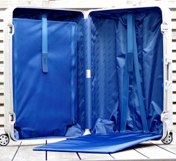リモワ 92473004 トパーズ 85L 4輪 スーツケース ドイツ製 RIMOWA Topas 924.73 ★1円オークション★