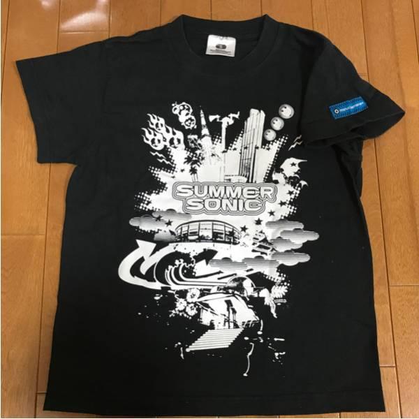 サマソニ summer sonic 2006年 Tシャツ ライブグッズの画像